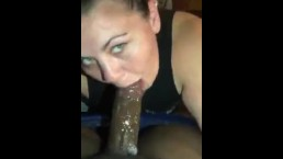 Mature PAWG Co-worker Been Begging To Suck Bbc Sloppy