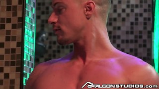 Daddy stranger muscle hunk fucking rough big dick falconstudios anal muscle