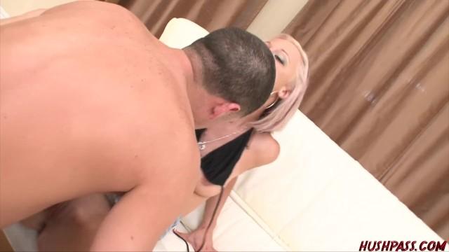 Big Ass blonde PAWG Jasmine Jolie gets a hard fucking 14
