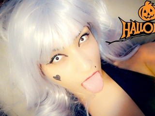 Sexy Girl Porn Horror Halloween Blowjob so hot latina Big Boobs Big ass