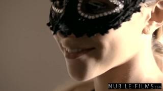 Nubilefilms halloween is marie se hime treat butt style