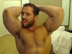 Nude Flexing And Poses With Brock Jacobs