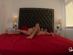 Anal Creampie Manuel Ferrara fucks Kissa Sins in the ass as she squirts