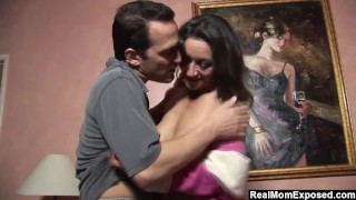 Seducing And Fucking Hot Milf Persia Doggystyle reverse