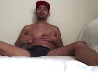 Horny Latino Solo