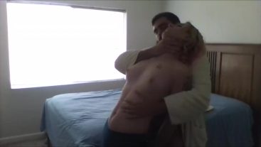 Trans girl gets rough anal