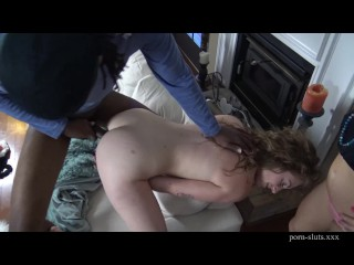 Our Nanny Shares Her New Boyfriend with Boss Milf Heather C Payne