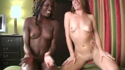 Chocolate and vanilla humiliation jerk off lesson - JerkOffInstructions.com