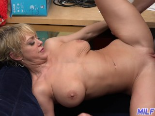 MILF Trip – Sexy short-haired blonde MILF Dee Williams – Part 1