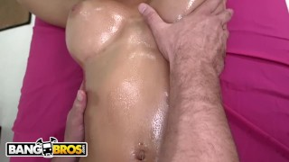 Caval bangbros grab capri pussy how is 'em now the by you featuring this blonde masseuse