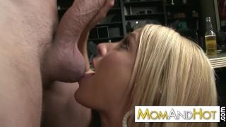 Melanie Monroe hot horny boss lady