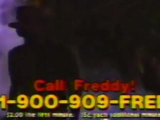 1900- FREDDY KRUEGER PHONE SEX