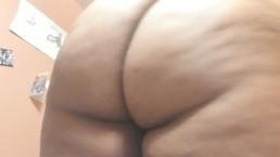Just a little tease with a big ass