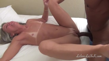 Leilani Lei Catches Up n Fucks the Puzzy Bandit
