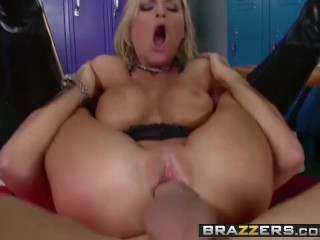 BRAZZERS - Band geek McKenzee Miles loves the Marching Bang