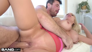 Gonzo - Pawg Nina Elle with big tits has raw intense sex