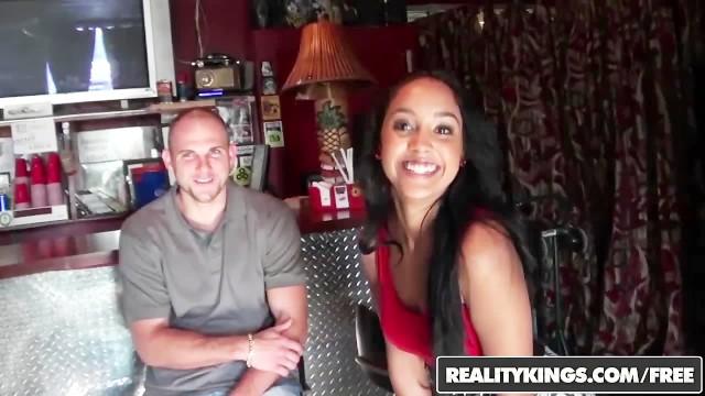 Money talks show tits Reality kings - money talks and honey luau has her price