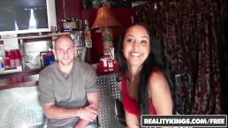 Reality Kings - Money Talks and Honey Luau has her price