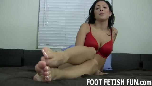 Feet Porn And Femdom Foot Fetish Fantasy Videos 12