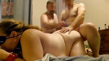 2018-10-14 -Master manslut fuckmeat play make porn S1C2 BBW BDSM Bisex Mmf