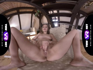 TmwVRnet.com – Lena Reif – College Girl Masturbates All Alone