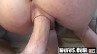 MOFOS - Cute Brunette Tiffany Haze rides cock pov