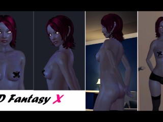 3D Hentai Animated Porn Sexy Fantasy Characters Big Busty Boobs Full Nudes