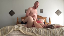 They fuck hard and long young bbw princess takes it all