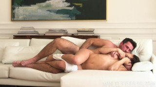 Manuel Ferrara - Abella Danger Has Her Ass Fucked Raw By Manuel