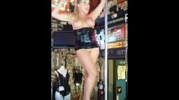 DANCING ON THE BAR!!!