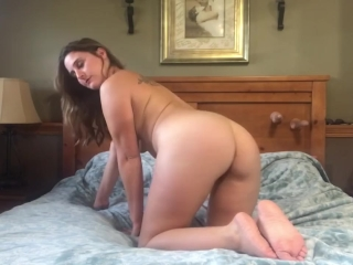 Sexy MILF Teasing and Playing with Pussy For You