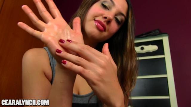 Beautiful Wet Hands 18