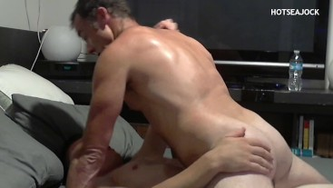 Youngr stepBRO RIMS my HOLE then BAREBACKS my BEEFY Chemmed up ass