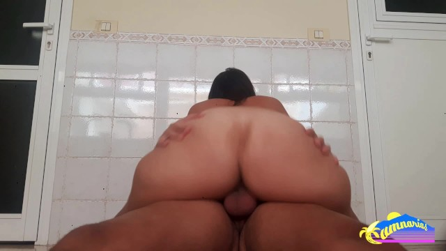 Try to not cum with this amazing riding cock 1