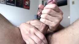 bearded daddy with big cock
