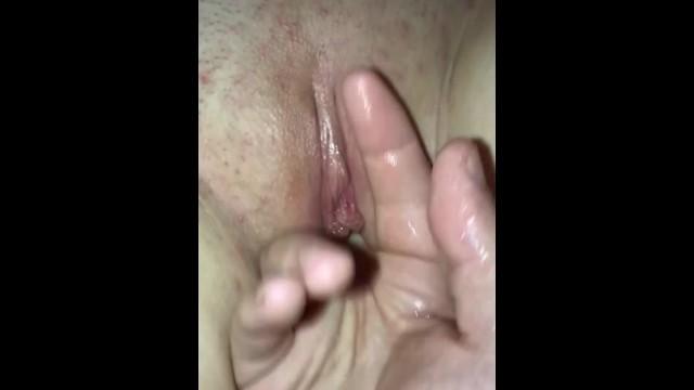 Mädchen Anal Finger Masturbation
