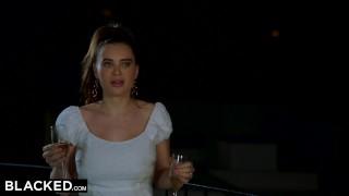 BLACKED Curvy Beauty Lana Rhodes Cheats With A Dominant BBC