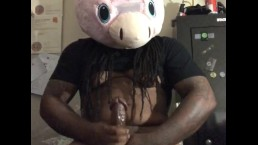 Horny Unicorn Jerking Off - part 4 CUMSHOT