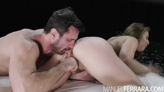 Manuel Ferrara - Lena Paul Bounces On Manuel's Big Fat Cock