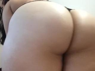 Smacking ass...