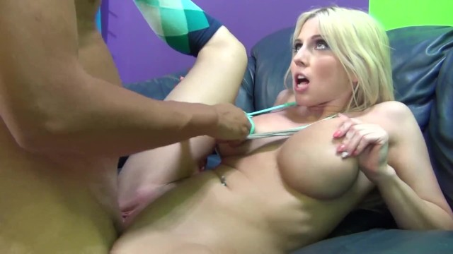Busty Christie Stevens gets her squirting pussy fucked hard 6