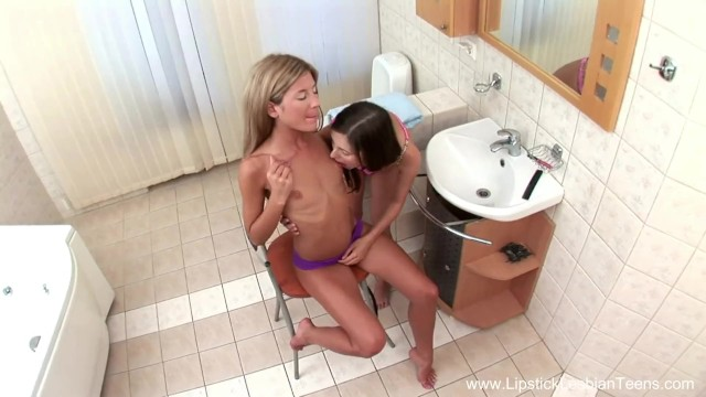 Anal Fisting Fun With Teen Lesbians 1