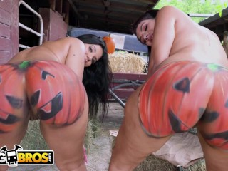 BANGBROS - Jmac Loves Smashing Pumpkins. And By Pumpkins, We Mean Ass.