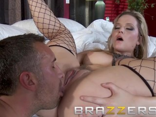 BRAZZERS - Desperate Housewife Alexis Texas Dominates Keiran Lee