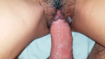 Mutiple Creampie for a tight Thai pussy - GF 18 years young
