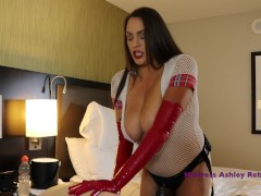 To Oblivion & Beyond XL Strapon/Fisting from Mistress Ashley Rebel
