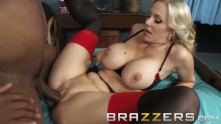 BRAZZERS - Dirty doctor Julia Ann needs that BBC