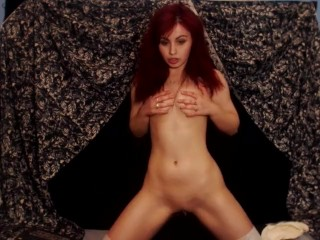 Dancing, camgirl, naked