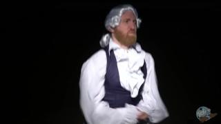 Bag Kulisserne: Hamiltoe Den Musikalske Parodi