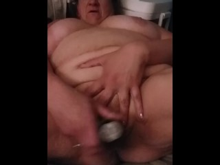 Cumming  for my new friend.